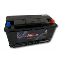 Batteri 96Ah Litium Heat Pro