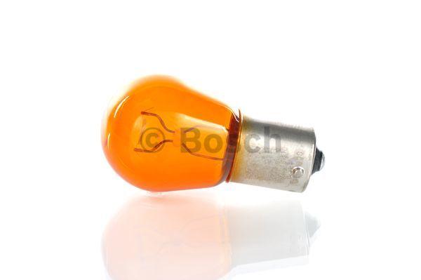 Glödlampa PY21W 12V gul ECO