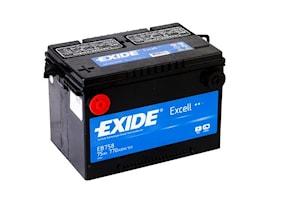 Batteri USA 75Ah 770cca