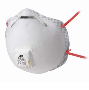 3M Filtrerande halvmask 10-pac
