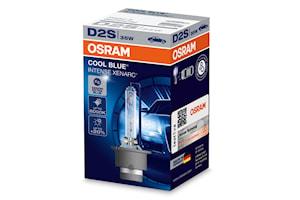 Gasurl.lampa D2S 35W Cool Blue