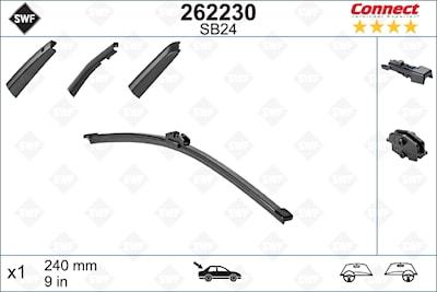 Flatblade SB24 240