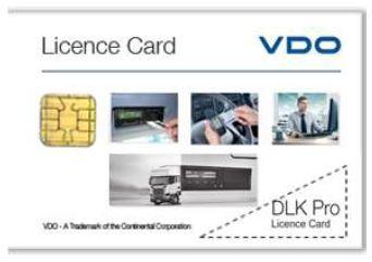 DLKPro Licenskort DTCO 4.0