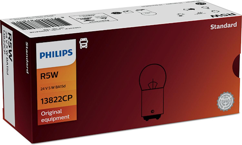 Glödlampa 24V 5W BA15d