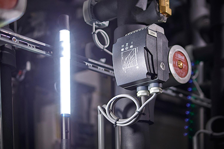 Arbetslampa LED laddbar