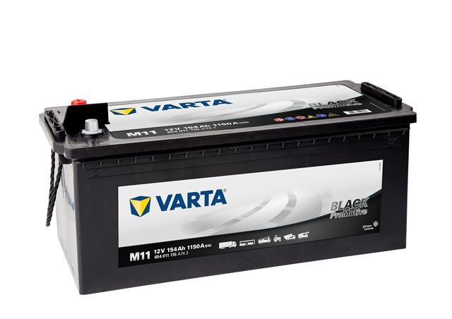 Batteri M11 PRO black HD154