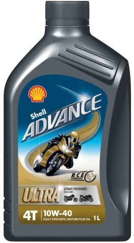 Advance 4T Ultra 10W-40 1L