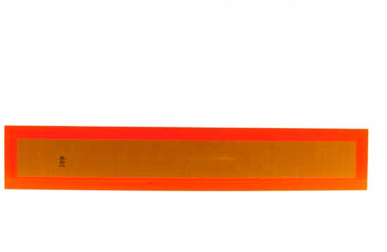 Reflexskylt 1132x197mm f släp
