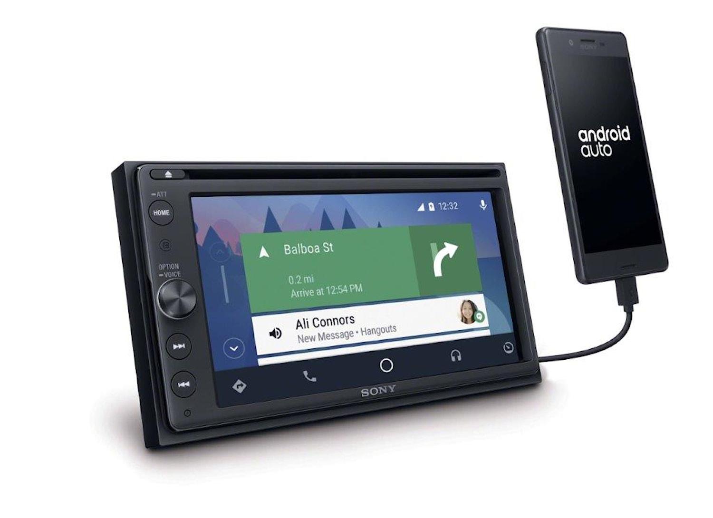 AVC CD/Radio/BT/USB/CarPla