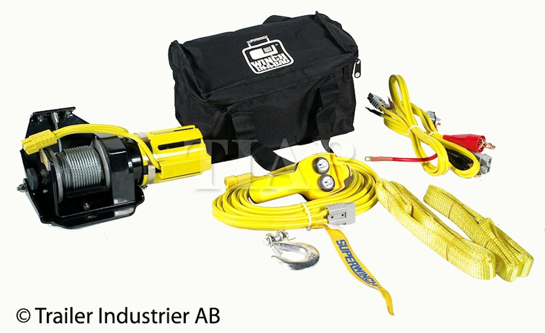 Superwinch In bag 12V