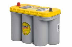 Batteri YTS5.5 YellowTop