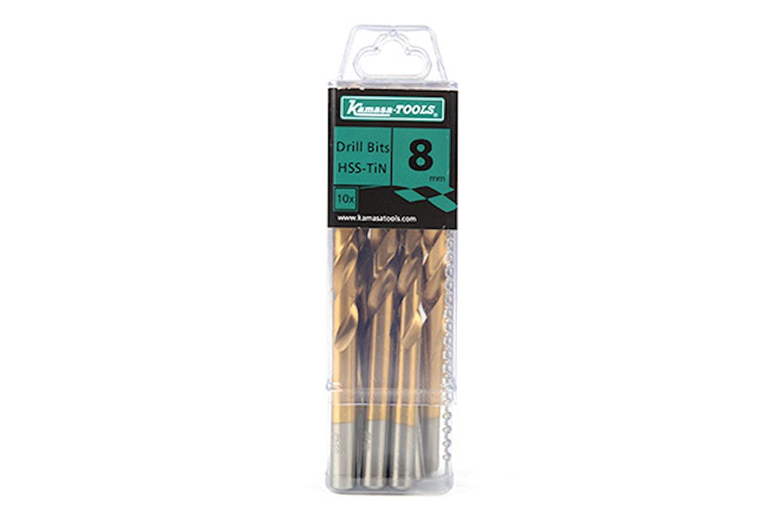 Borr kobolt 10st 2.5 mm
