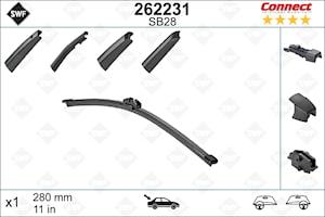 Flatblade SB28 280