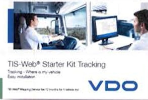 TIS-Web Start Kit Tracking