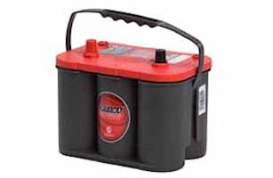 Batteri RTS4.2 RedTop
