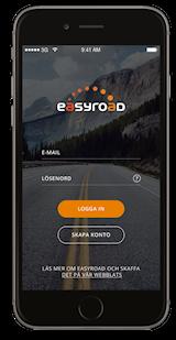 Easyroad GPS Körjournal