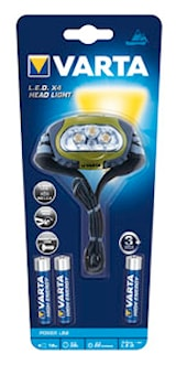 Pannlampa LEDx4 Head Light