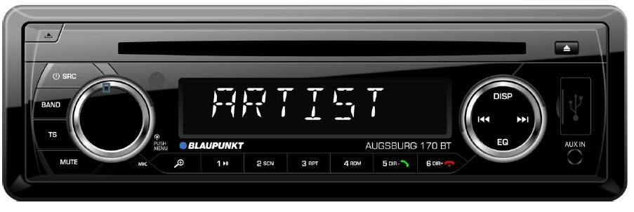 Bilstereo Augsburg 170 BT
