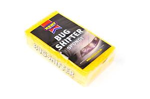 Bugshifter svamp - gul