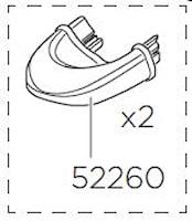 Ändplugg till 9281 (2 st.)