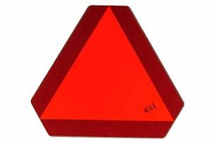 Varningsskylt LGF alu-plåt